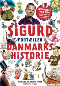 Sigurd fortæller Danmarkshistorie (ly
