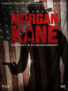 Morgan Kane 59: Portrett av en Revolvermann (