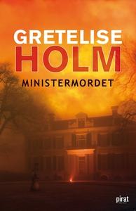 Ministermordet (e-bok) av Gretelise Holm