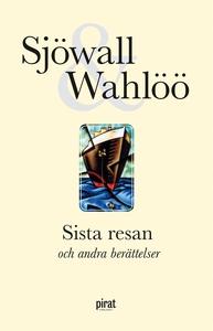 Sista resan och andra berättelser (e-bok) av  S