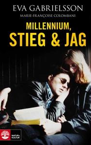 Millennium, Stieg & jag (e-bok) av Eva Gabriels