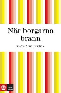 När borgarna brann (e-bok) av Mats Adolfsson