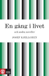 En gång i livet och andra noveller (e-bok) av J