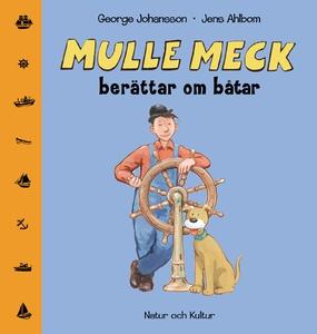 Mulle Meck berättar om båtar (e-bok) av George