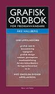 Grafisk ordbok (e-bok) av Åke Hallberg