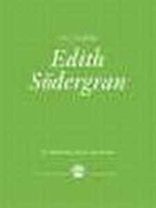Edith Södergran (e-bok) av Eva Ström