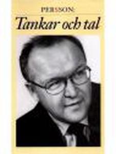 Tankar och tal (e-bok) av Göran Persson
