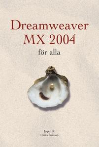 Dreamweaver MX 2004 för alla (e-bok) av Jesper
