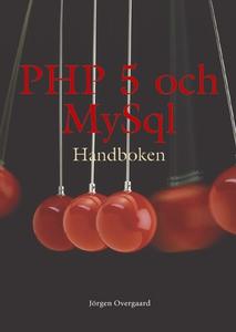PHP 5- och MySQL-handboken (e-bok) av Jörgen Ov