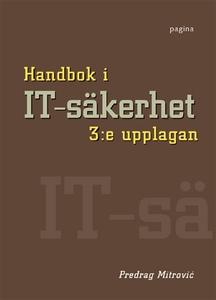 Handbok i IT-säkerhet - 3:e upplagan (e-bok) av