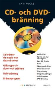 CD- och DVD-bränning (e-bok) av Jesper Ek