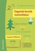 Organisk-kemisk nomenklatur