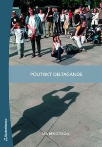 Politiskt deltagande (e-bok) av Åsa Bengtsson