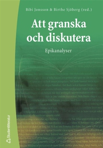 Att granska och diskutera (e-bok) av Magnus Nil