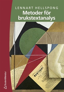 Metoder för brukstextanalys (e-bok) av Lennart