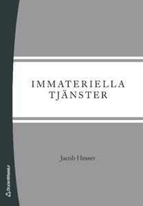 Immateriella tjänster (e-bok) av Jacob Hesser