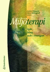 Miljöterapi (e-bok) av Anders Hagqvist