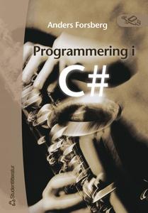Programmering i C# (e-bok) av Anders Forsberg