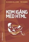 Kom igång med HTML