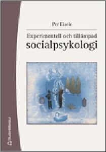 Experimentell och tillämpad socialpsykologi (e-