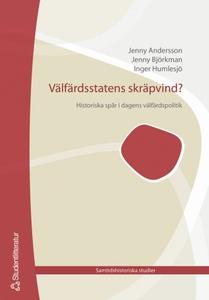 Välfärdsstatens skräpvind (e-bok) av Jenny Ande