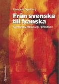 Från svenska till franska: kontrastiv lexikologi i praktiken