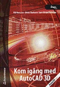 Kom igång med AutoCAD 2000 3D (e-bok) av Pål Ha