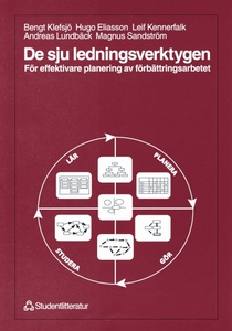 De sju ledningsverktygen: för effektivare plane