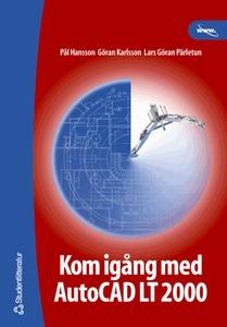 Kom igång med AutoCAD LT 2002 (e-bok) av Pål Ha