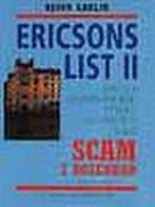 ERICSONS LIST II - SCAM i Rosenbad (e-bok) av B