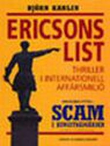 ERICSONS LIST - SCAM i Kungsträdgården (e-bok)