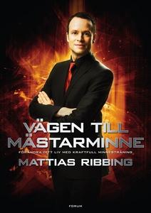 Vägen till mästarminne (e-bok) av Mattias Ribbi