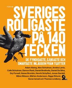 Sveriges roligaste på 140 tecken : De fyndigast