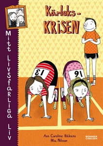 Kärlekskrisen (e-bok) av Ann Caroline Håkans, A