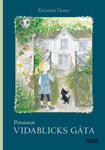 Pensionat Vidablicks gåta (e-bok) av Katarina G