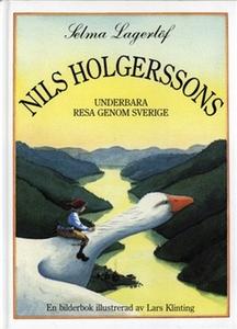 Nils Holgerssons underbara resa genom Sverige (