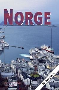 Norge - Willmaguide (e-bok) av Margareta Lindbl