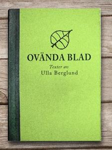 Ovända blad (e-bok) av Ulla Berglund