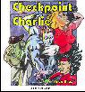 Checkpoint Charlie (e-bok) av Riley Krap