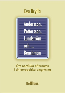 Andersson, Pettersson, Lundström och ... Beachm