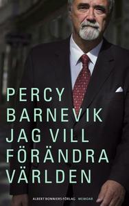 Jag vill förändra världen (e-bok) av Percy Barn