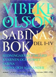 Sabinas bok : Hedningarnas förgård ; Kvarnen oc