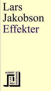 Effekter (e-bok) av Lars Jakobson