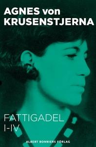 Fattigadel I-IV : Samlingsutgåva (e-bok) av Agn