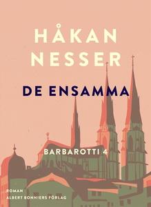 De ensamma (e-bok) av Håkan Nesser