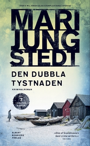 Den dubbla tystnaden (e-bok) av Mari Jungstedt
