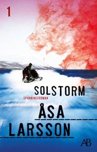Solstorm (e-bok) av Åsa Larsson