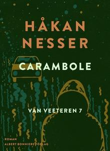 Carambole (e-bok) av Håkan Nesser