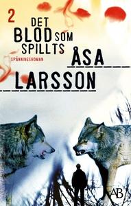 Det blod som spillts (e-bok) av Åsa Larsson