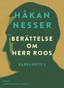 Berättelse om herr Roos (e-bok) av Håkan Nesser